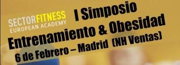 I Simposio Entrenamiento para Sobrepeso y Obesidad